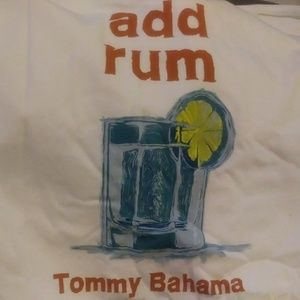 Men's Size L Tommy Bahama t shirt New with defects